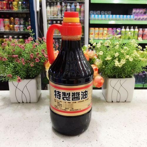 台湾金兰特制酱油1500ml