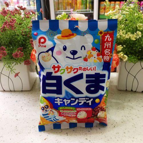 Pine白熊杂果糖80g(袋装)