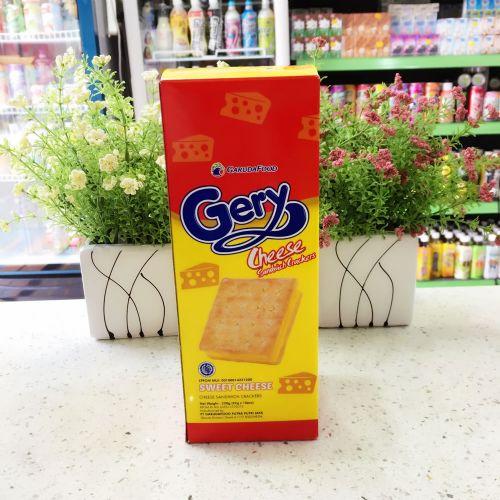 印尼Gery芝莉奶酪味夹心饼干220g