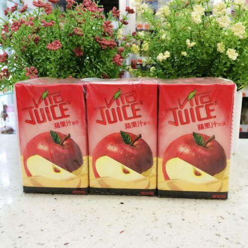 维他苹果汁250ml(6支装)