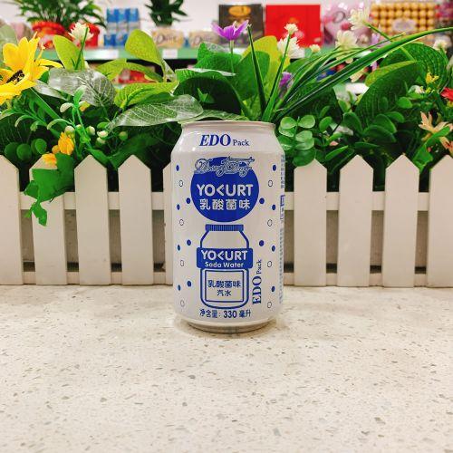 EDO PARK乳酸味水果饮料330ML