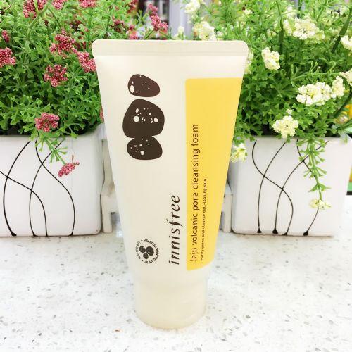 韩国悦诗风吟火山泥清洁控油洗面奶150ml