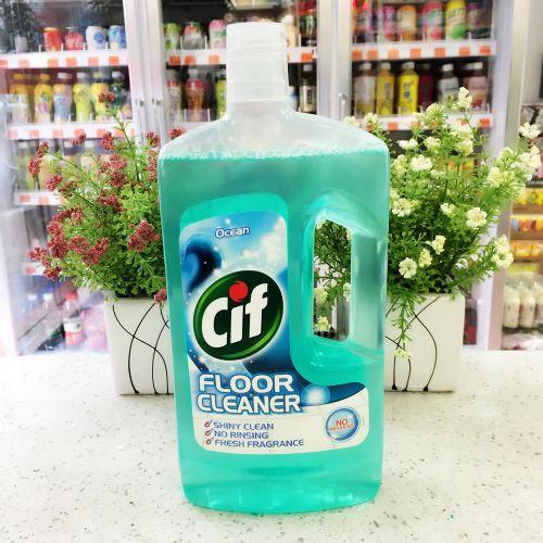 CIF地板清洁剂(清新海洋味)1000ml