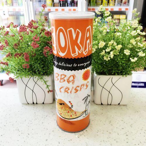 马来西亚COKA牌薯片150g(烧烤味)