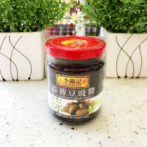 香港李锦记蒜蓉豆豉酱226g