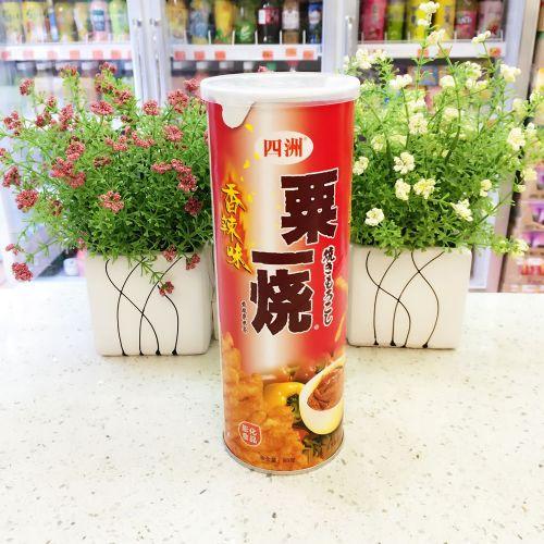 四洲粟一烧香辣味(罐装) 85g