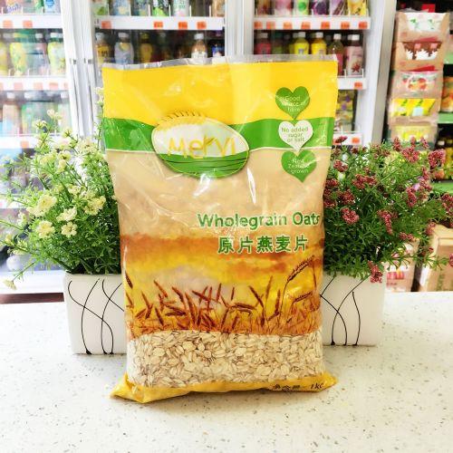 新西兰麦优莱原片燕麦片1kg