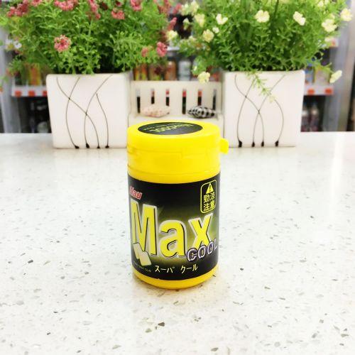 台湾MAX COOL 蛮牛无糖口香糖54.6g(蜂蜜薄荷味)