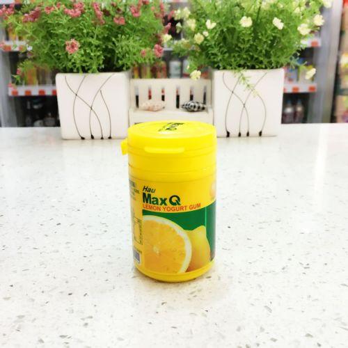 台湾MAX COOL 蛮牛无糖口香糖54.6g(柠檬酸奶味)