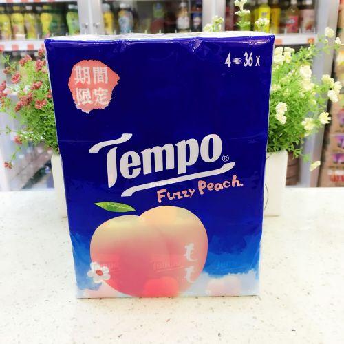 36包装Tempo得宝纸巾(水蜜桃香味)
