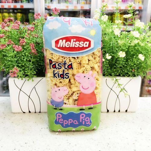 Melissa麦丽莎小猪佩奇儿童意大利面500g