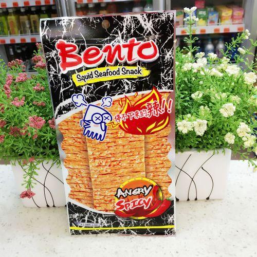 泰国Bento超味鱿鱼片(泰式超辣味)20g