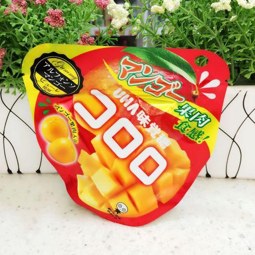 日本UHA悠哈味觉芒果软糖40g(袋装)