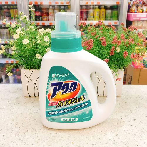 日本花王酵素洗衣液900g