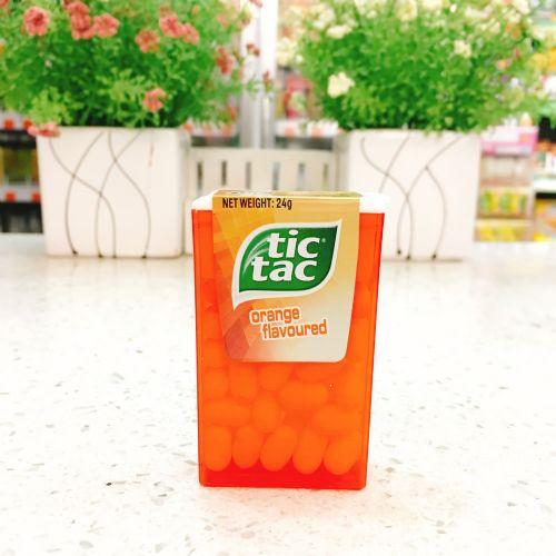 滴塔TIC TAC糖(香橙味)24g