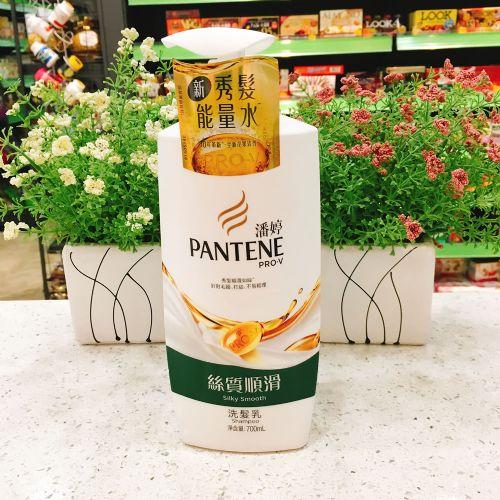 香港进口潘婷乳液修护去屑洗发乳700ML