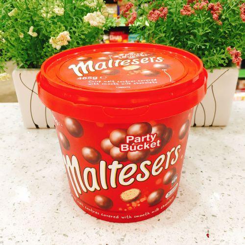 港版麦提莎牛奶巧克力(桶装)465g