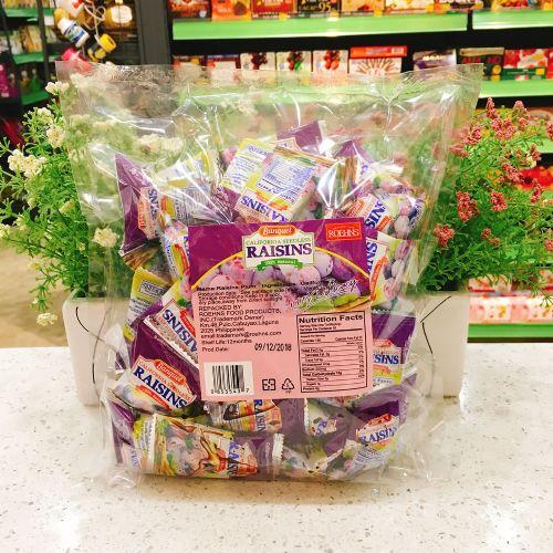 RAISINS美国加州阳光西梅500g(紫色)