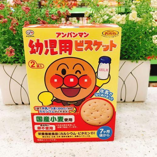 日本不二家面包超人BB饼84g(盒装)