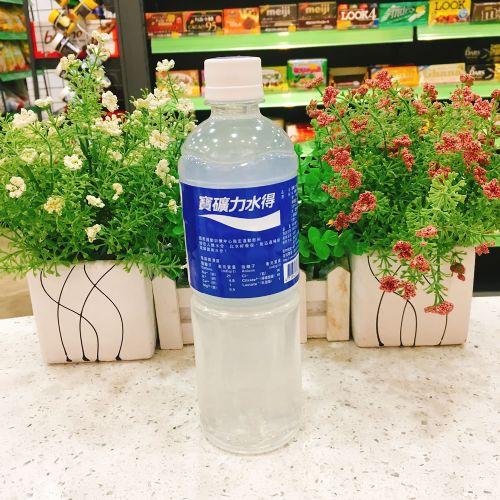 台湾宝矿力水特水得580ml瓶装