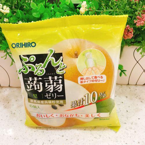 日本ORIHIRO�X�m(雪梨味)120g