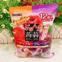日本ORIHIRO葡萄苹果�X�m12个(袋装)