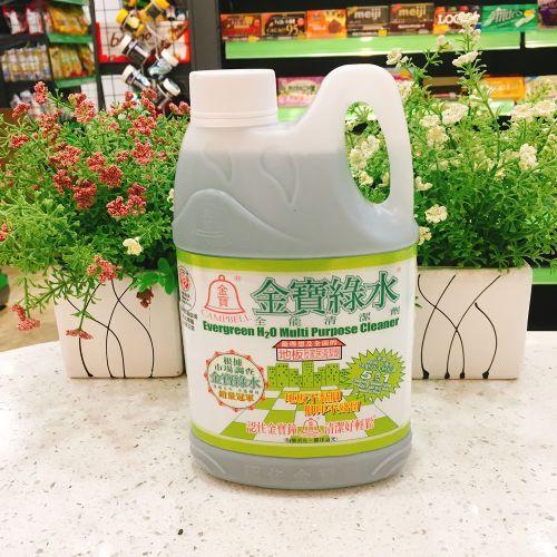 金宝钟绿水全能清洁剂1L