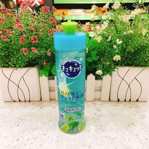 日本花王蔬果清洁剂240ml(薄荷清香)