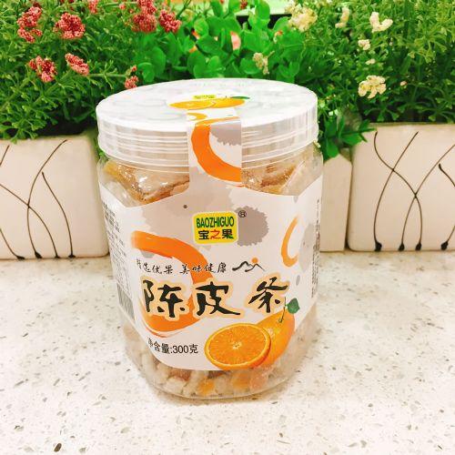 300G宝之果(陈皮条)