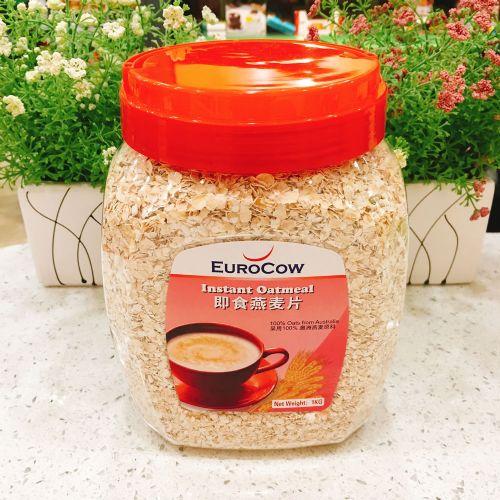 马来西亚优佳即食燕麦片1kg