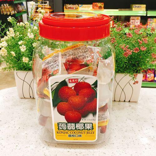 盛香珍�X�m椰果(荔枝味)1500g