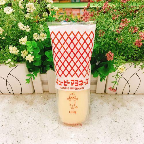 日本丘比蛋黄酱130g