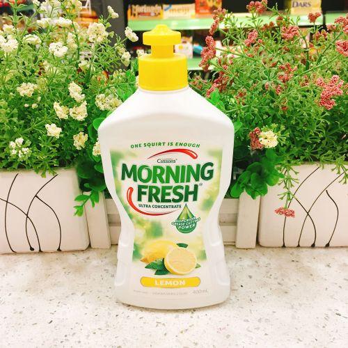 澳洲 MORNING FRESH 洗洁精(柠檬味)400ml