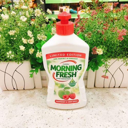 澳洲 MORNING FRESH 洗洁精(树莓青苹果味)400ml