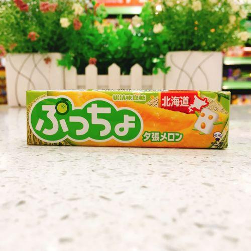 日本UHA悠哈味觉糖哈密瓜软糖50g