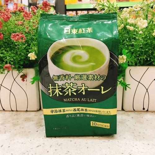 日本日东红茶(抹茶味)10包