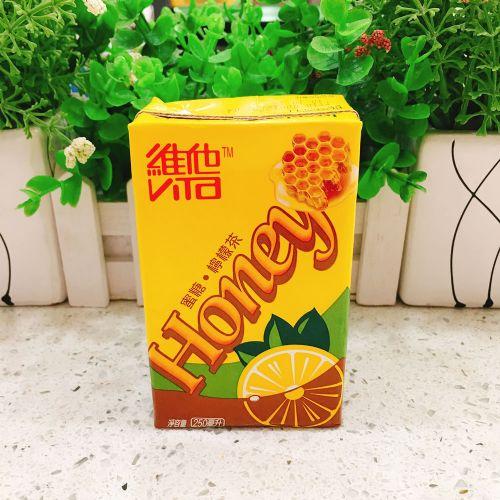 维他蜜糖柠檬茶250ml