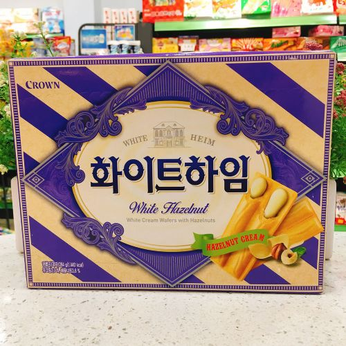 韩国可拉奥\可瑞安榛子威化饼干(奶油味)284g