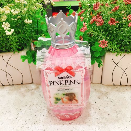 日本小林制药sawaday皇冠室内芳香剂消臭元(永恒的女孩)玫瑰香味