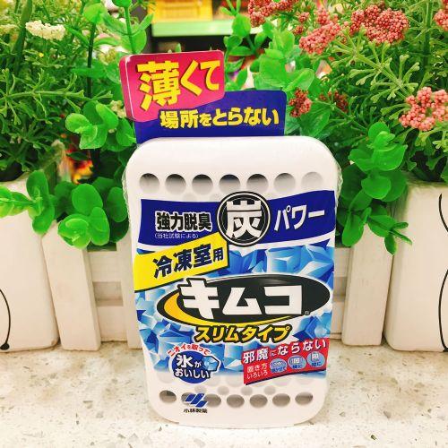 日本小林制药超薄型强力活性炭冰箱专用除臭剂活性炭去味