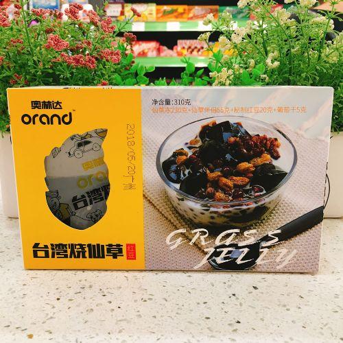 奥林达台湾烧仙草(红豆味)310g