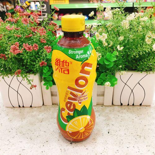 维他锡兰柠檬茶饮料500ml