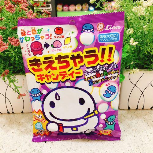 日本狮王提子变味糖100g(袋装)