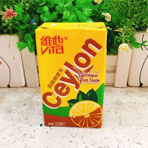 维他锡兰柠檬茶250ml