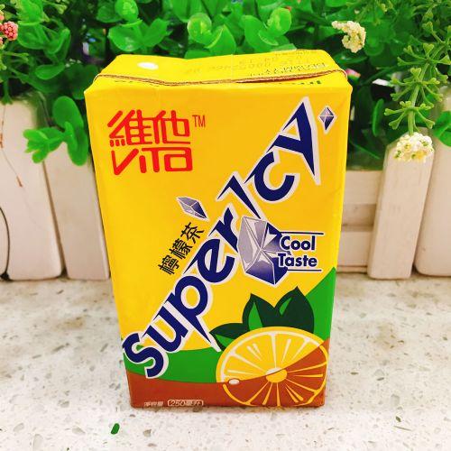 维他SuperIcy柠檬茶250ml