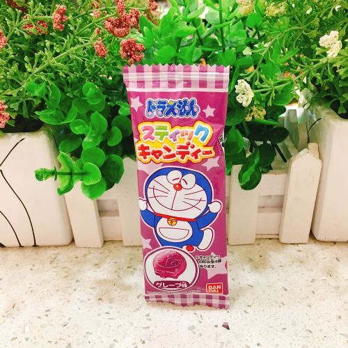日本Bandai多啦A梦三味味棒棒糖1本(袋装)