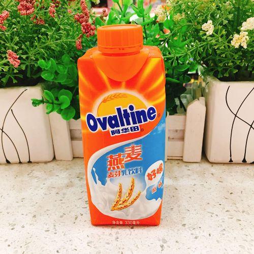 阿华田燕麦麦芽乳饮料(原味)330ml