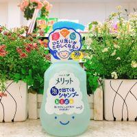 日本花王弱酸性儿童洗发水300ml