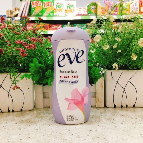 美国summer's eve夏依女性专用洗液 花香型 237ml