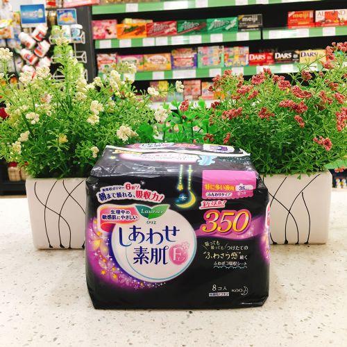 日本花王卫生巾F系列8片35CM8片入